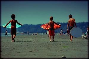 Beach Away